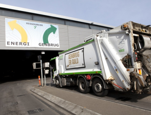 Innovating waste management in greater Copenhagen
