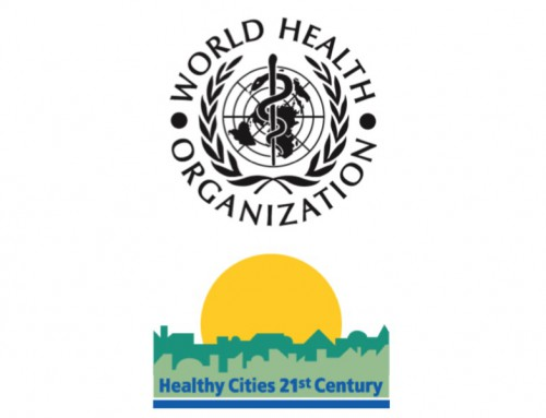 Innovating health: WHO Healthy Cities and 32 municipalities