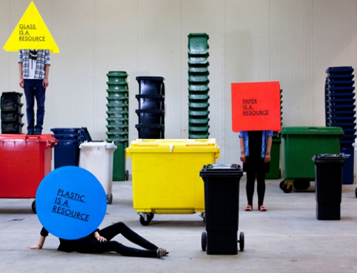 Innovating waste management:  Co-creating design of new garbage bins