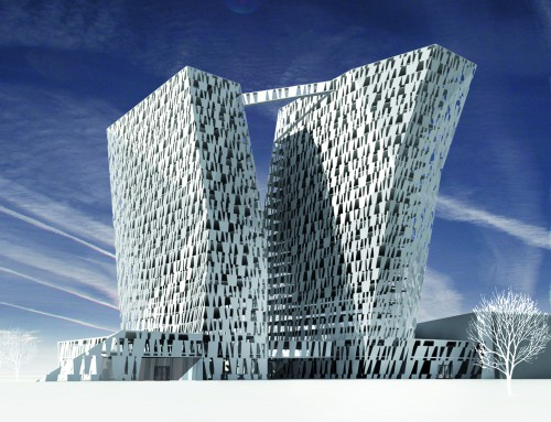 Innovating architecture: Sustainable innovation unit for architects 3XN